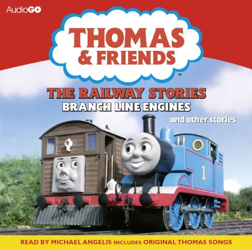 Thomas and Friends: The Railway Stories, Branch Line Engines and Other Stories (Thomas & Friends)