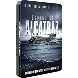 Exploring Alcatraz - Collectable Tin