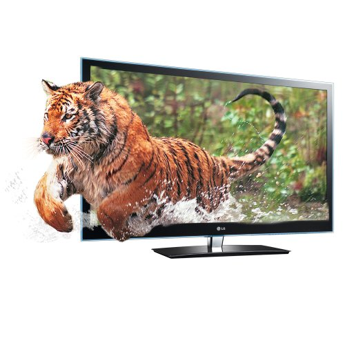 LG Infinia 47LW6500 47-Inch Cinema 3D 1080p 240 Hz LED HDTV with Smart TV (Included: Four Pairs of 3D Glasses)