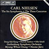 Nielsen: 6 Symphonies & 3 Concertos