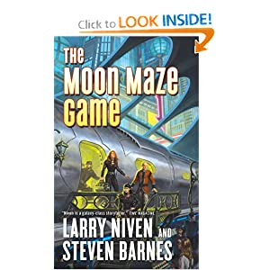 The Moon Maze Game (Dream Park) by
