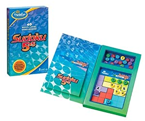 ThinkFun Sudoku 5x5