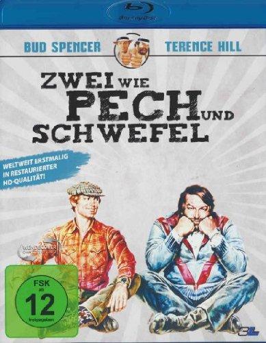Zwei wie Pech und Schwefel [Blu-ray]
