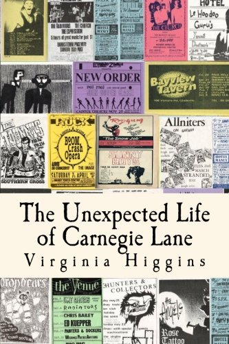 Book: The Unexpected Life of Carnegie Lane by Virginia Higgins