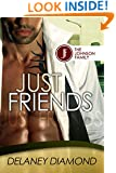 Just Friends (Johnson Family Book 3)