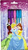 Disney Princess Stick Pens 5 Pack