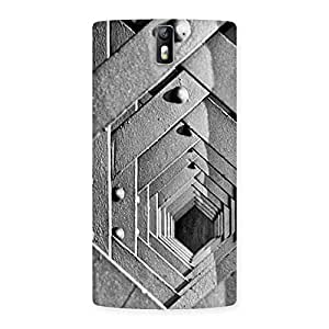Cage Hexa Back Case Cover for One Plus One