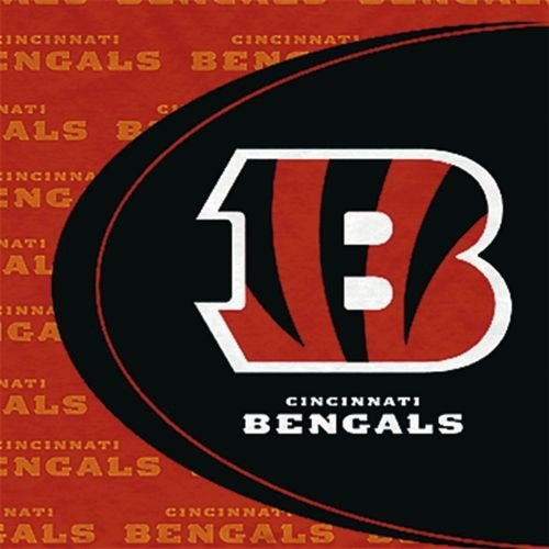 Cincinnati Bengals Lunch Napkins - 1