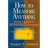 "How to Measure Anything: Finding the Value of ""Intangibles"" in Businessby Douglas W. Hubbard"