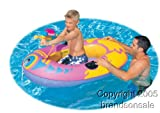 Inflatable drinking water Slides:Kid's Inflatable whack Up vessel with spray Gun