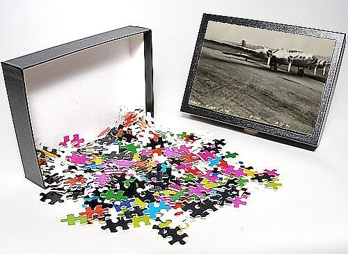 Photo Jigsaw Puzzle of The Boeing B-17D Flying Fortress
