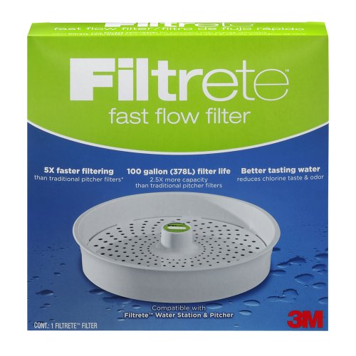 Find Cheap 3M Filtrete Fast Flow Filter