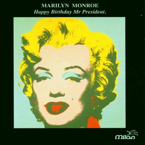 Marilyn Monroe - Happy Birthday Mr - Zortam Music