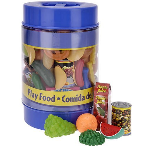 Just Like Home Toy Food : Just like home food bucket play toys for kids