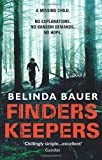 Belinda Bauer Finders Keepers
