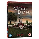 The Vampire Diaries: CW Series - The Complete Season 1 Collection Including Exclusive DVD Extra Features (5 Disc Box Set) [DVD]