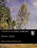 img - for Poems. [1890] book / textbook / text book