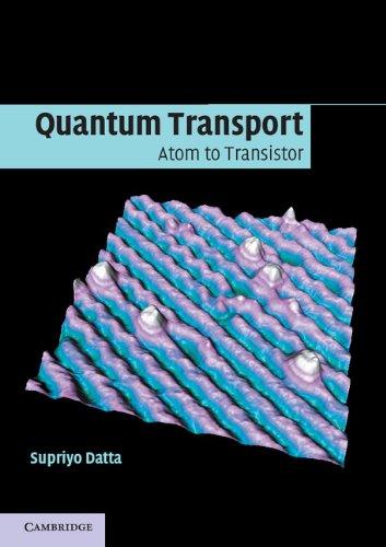 Quantum Transport: Atom to Transistor (Paperback)