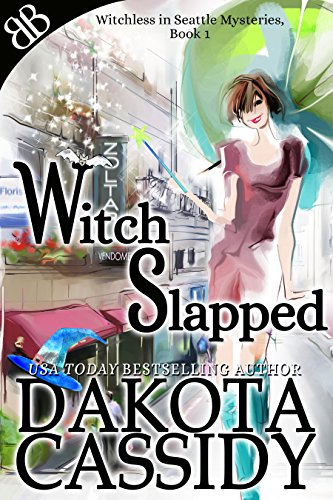 Witch Slapped (Bargain Book $0.99)