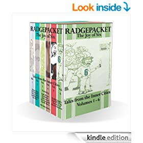 Radgepacket - Tales From The Inner Cities Boxset 3 (Vol. 1-6)