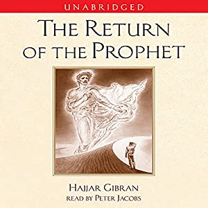 The Return of the Prophet Audiobook