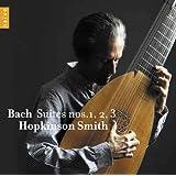 Bach: Suites Nos. 1, 2, 3