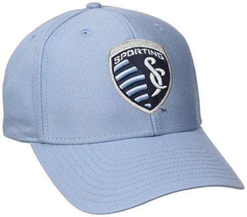 mls-sporting-kansas-city-mens-basic-structured-adjustable-cap-one-size-blue