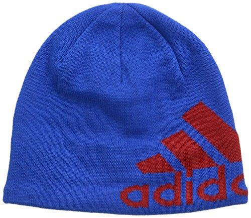 Adidas, Berretto con logo, Blu (Blue Beauty F10), M