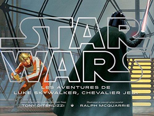 Star Wars : Les aventures de Luke Skywalker, chevalier Jedi