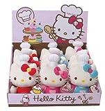 HELLO KITTY Plush Clown Soft Toy