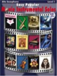 Easy Popular Movie Instrumental Solos...