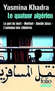 Le quatuor algérien : les enquêtes du commissaire Llob