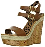 Jessica Simpson Womens Graziella Wedge Sandal