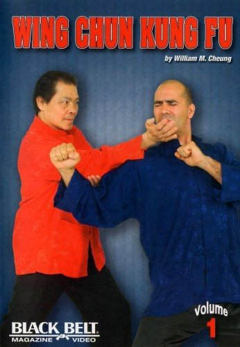 DVD : Wing Chun Kung Fu With William M. Cheung: Volume 1 (DVD)