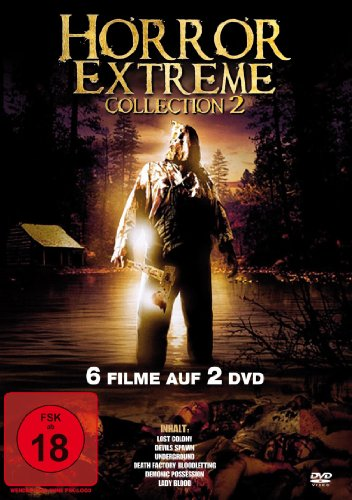 Horror Extreme Collection Vol.2 [2 DVDs]