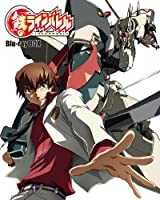 アニメ「鉄のラインバレル」BD-BOXが6月発売。新曲の特典CD同梱