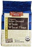 Arrowhead Mills Organic Stone Ground Whole Wheat Flour, 32 oz