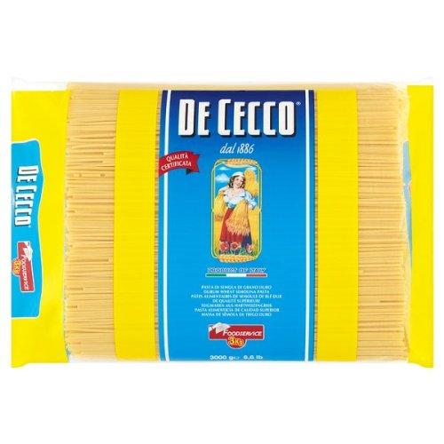 ディ・チェコ No.12 スパゲティー 3kg [並行輸入品]