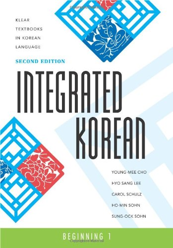 Integrated Korean: Beginning 1, 2nd Edition (Klear...