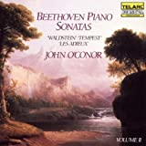 Beethoven: Piano Sonatas Vol. 2: Waldstein, Tempest, Les Adieux