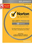 Norton Security Premium - 10 Devices...