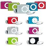 MINI LETTORE MP3 CON CUFFIE E CAVO USB MEMORIA FINO 8 GB