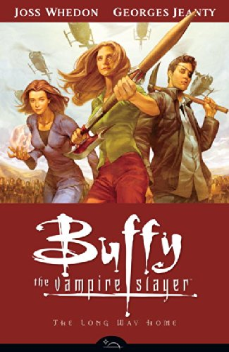 The Long Way Home (Buffy the Vampire Slayer, Season 8, Vol. 1)