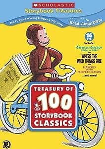 Scholastic Storybook Treasures: Treasury of 100 Storybook Classics