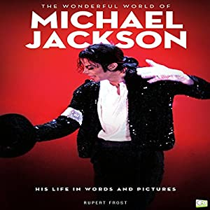 The Wonderful World of Michael Jackson Audiobook