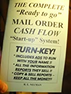 The complete ready to go MAIL ORDER Cash…