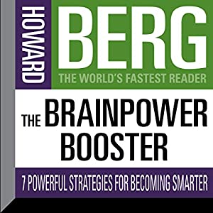 The Brainpower Booster Audiobook