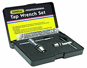 General Tools & Instruments 167 Professional Tap Wrench Set