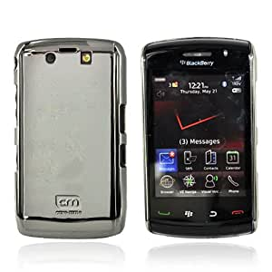 CASE MATE for Blackberry Storm 2 Cover SILVER & METAL!