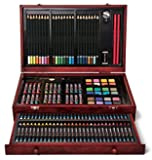 Art 101 142-Piece Wood Art Set